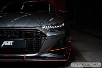 Nowe pokolenie Audi RS 7 dostanie silnik na 700 KM