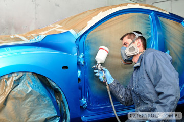 Jak sprawdzić kolor lakieru samochodu po numerze vin