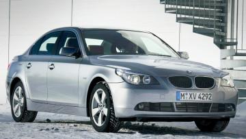 Wybieramy używany BMW 5 Series ( E60 )