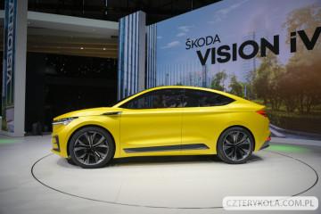 Nowy elektryczny SUV Skoda Enyaq. Opis modelu.