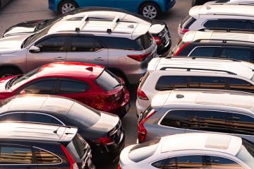 Samochody osobowe używane na sprzedaż